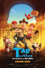 Tad Jones Và Bí Mật Của Vua Midas - Tad the Lost Explorer and the Secret of King Midas (2017)