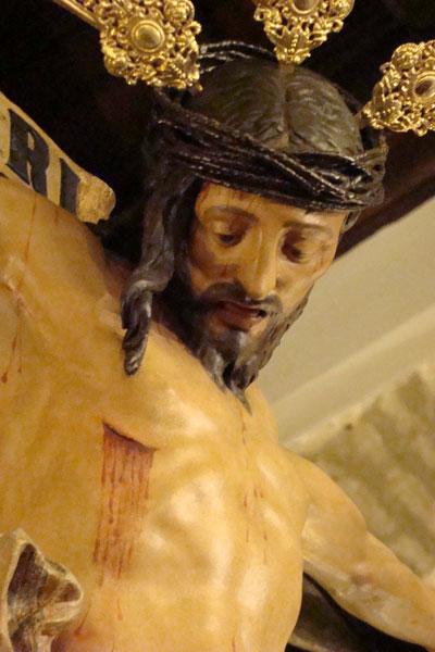 Antigua y Venerable Hermandad Sacramental y Cofradía de Nazarenos del Santísimo Cristo de la Vera Cruz, María Santísima de los Dolores y San Sebastián.