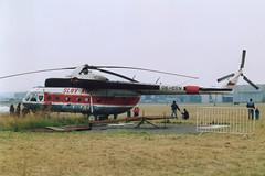OK-DXN Mi-8 @ Letňany 14-09-1991