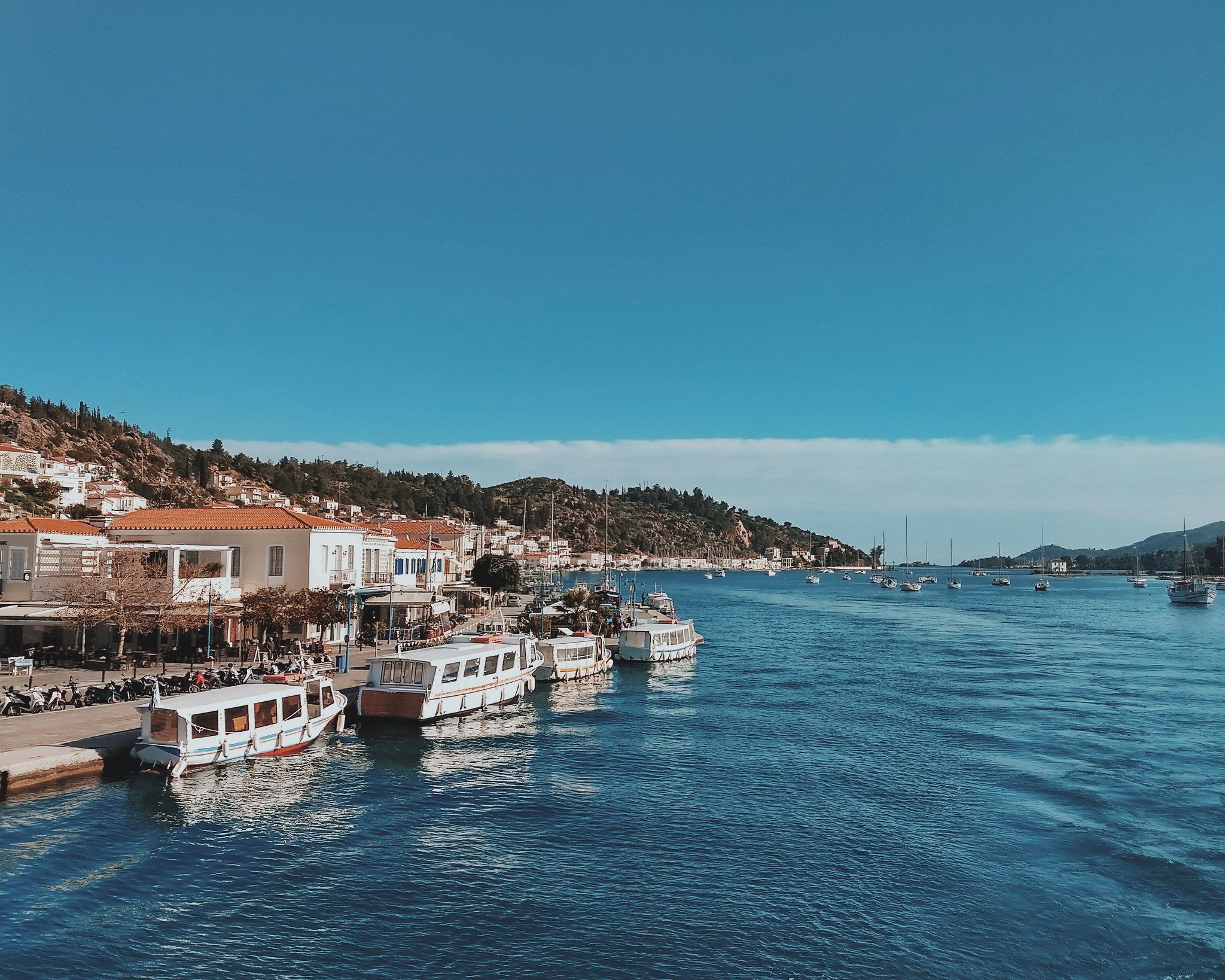 Hydra, Poros and Aegina Day Cruise from Athens