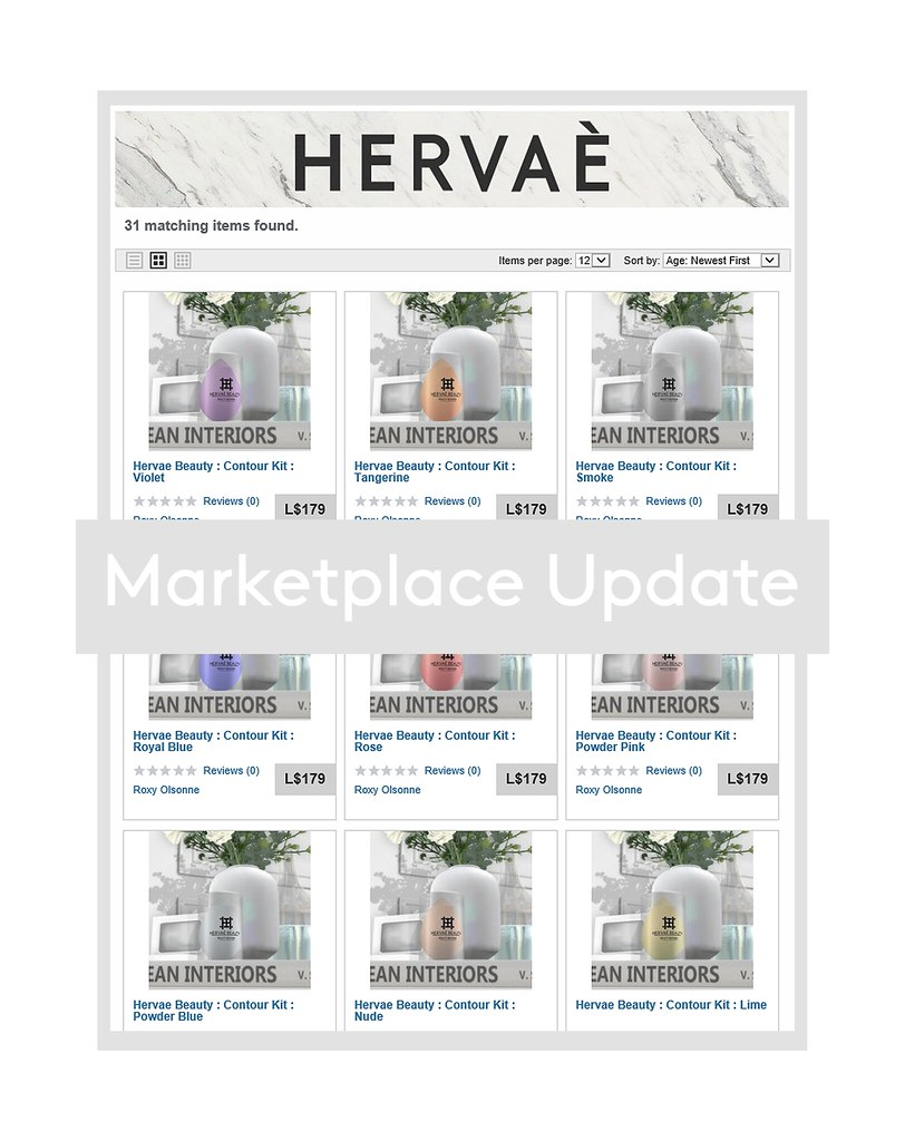Marketplace Update