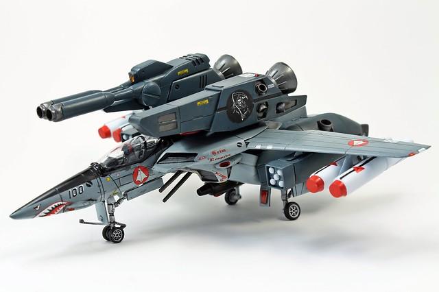 VF-1S Strike Valkyrie Grim Reapers-A