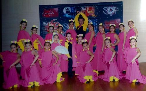Ballet de Isabel María y Adrián