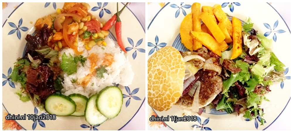 2018 Eetkalender Week 2