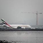 emirates flight 226 taxis to departure for dubai