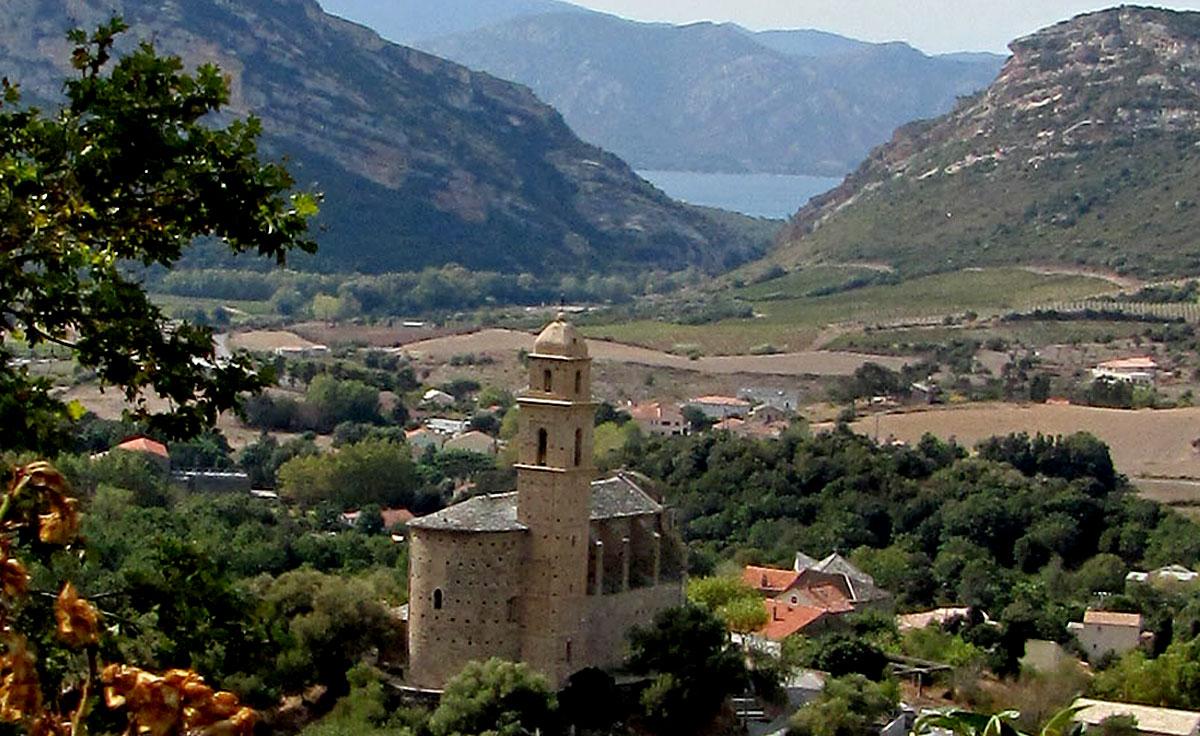 Patrimonio Eglise Saint Martin