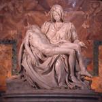 Pieta, St Peter's Basilica, Vatican City - https://www.flickr.com/people/23522083@N03/