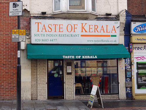 Taste of Kerala, Croydon, London CR0