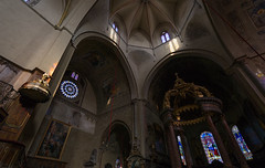 Transept Tarbes