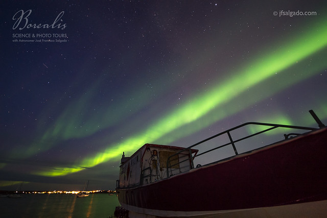 Early Evening Auroras