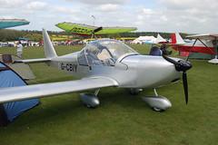 G-CBIY Evektor EV-97 [2001-1138] Popham 020509