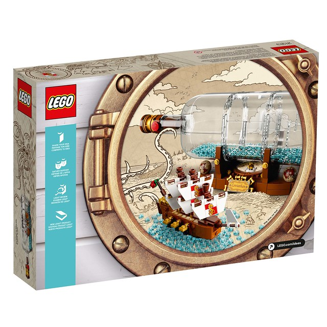 21313 Ship in a Bottle 2