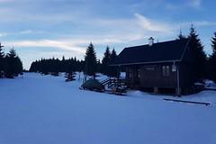 Dostatek sněhu v Jizerkách a Krkonoších