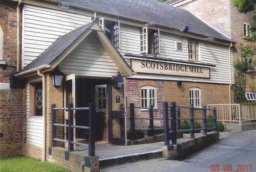 Scotsbridge Mill - Grove Mill