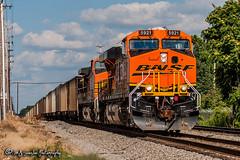 BNSF 5921 | GE ES44AC | NS Memphis District