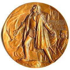 medal-WCE medal St. G-Barber award Lochmann q 76.4 mm o