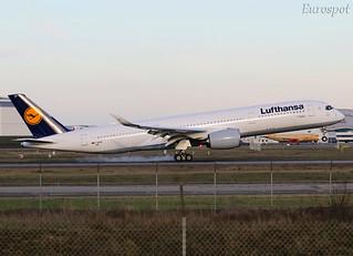 F-WZGR A350 Lufthansa