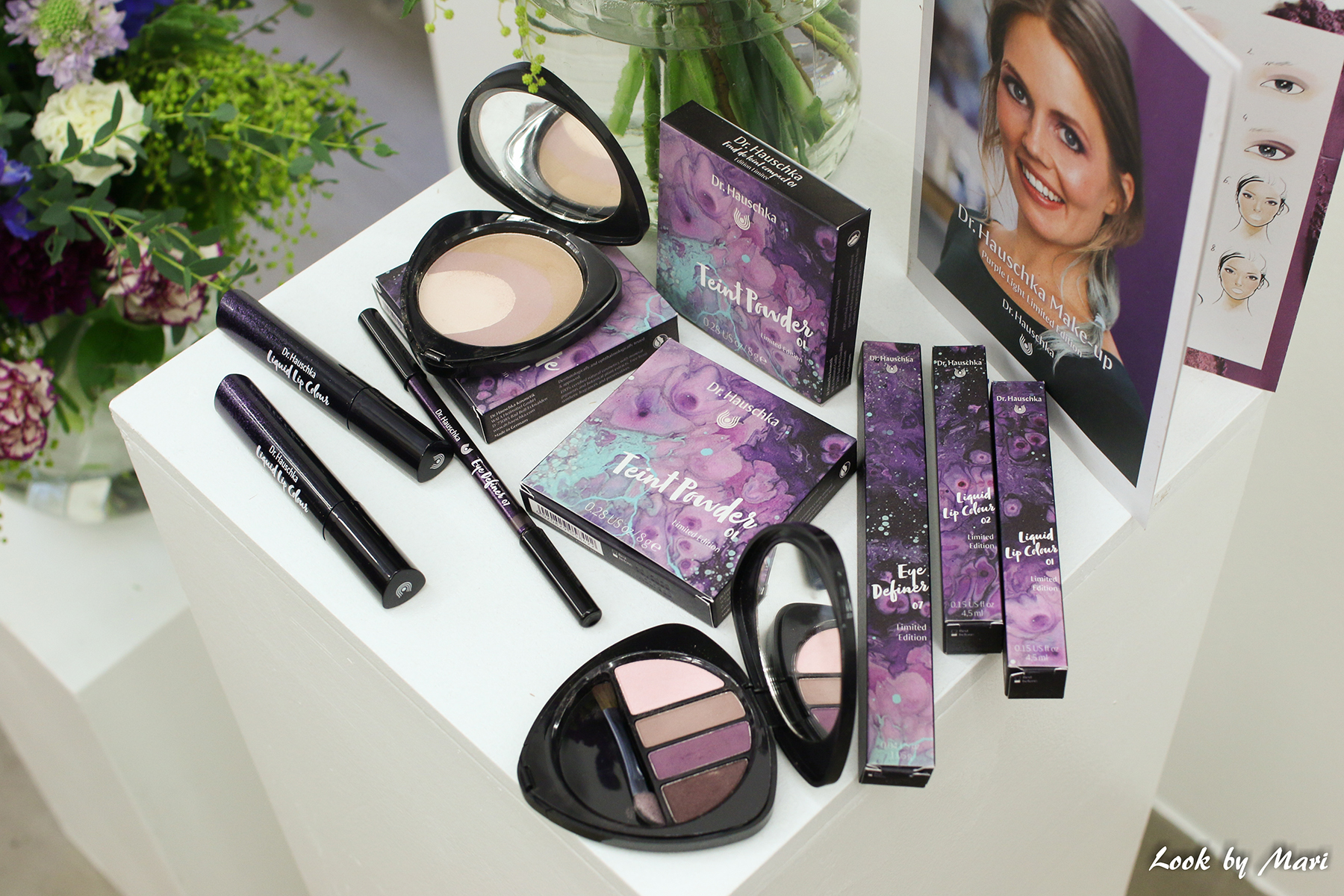 1 dr. hauschka purple light collection 2018 limited edition products tuotteet