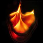 heartburn for 'Flame' Macro Mondays