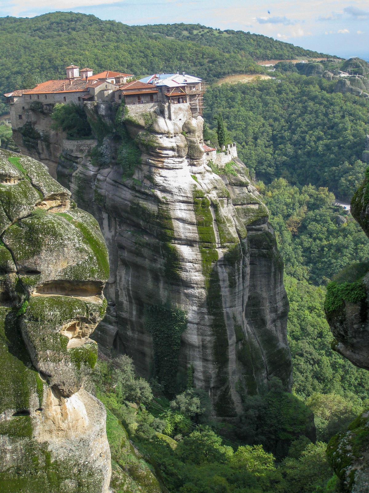 Unesco world heritage Meteora