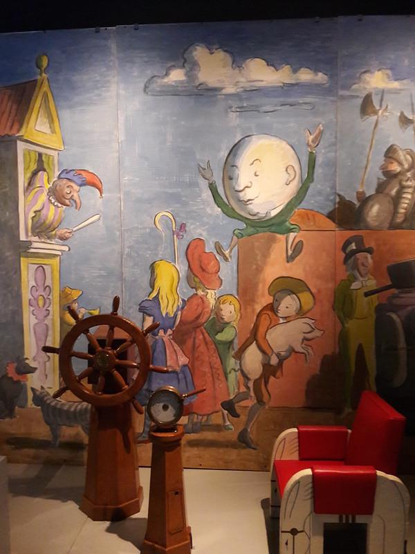 First class onboard nursery playroom