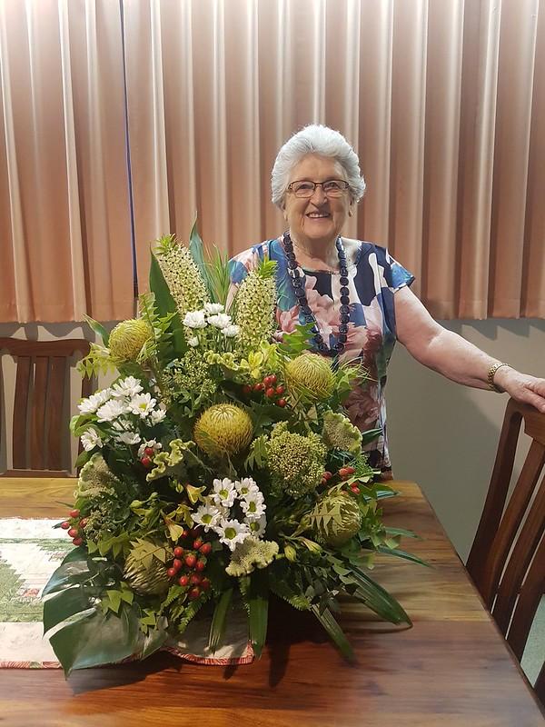 Alison's 80th