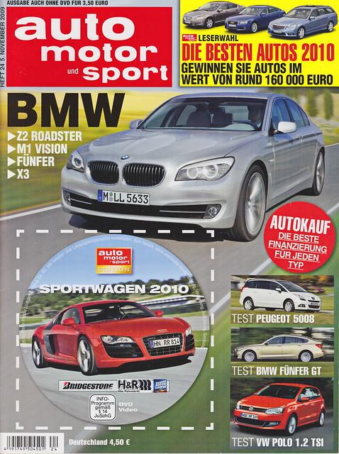 auto motor und sport 24/2009