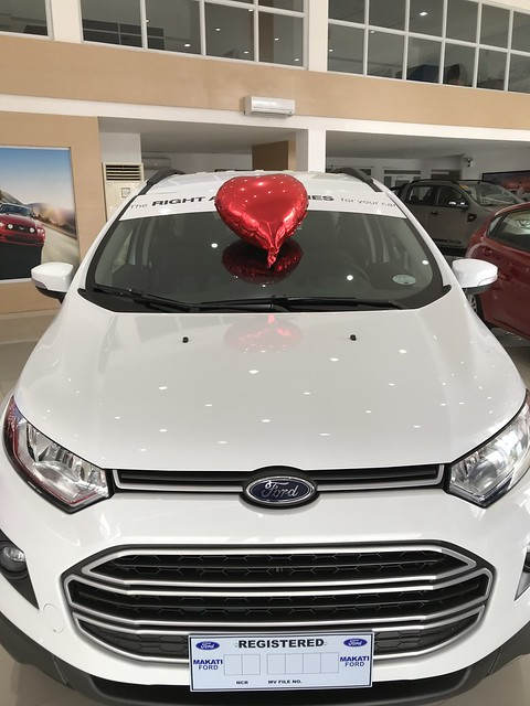 Gift Suggestions-- Ford Escape