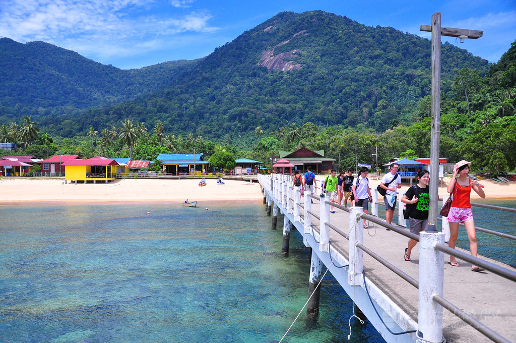Tioman Island, taken in 2012