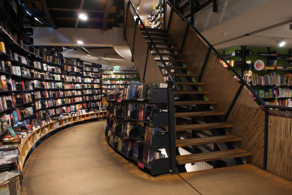 Librairie American Bookshop à Amsterdam
