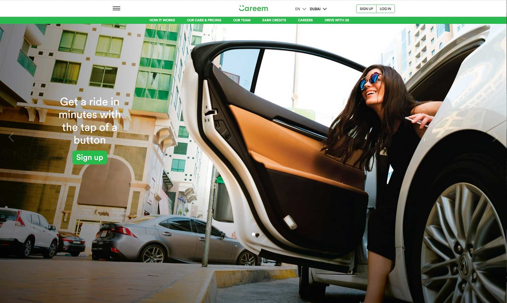 Careem-Front-Page