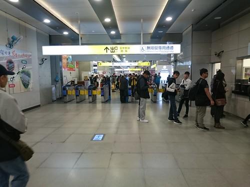 台中車站 Taichung Station