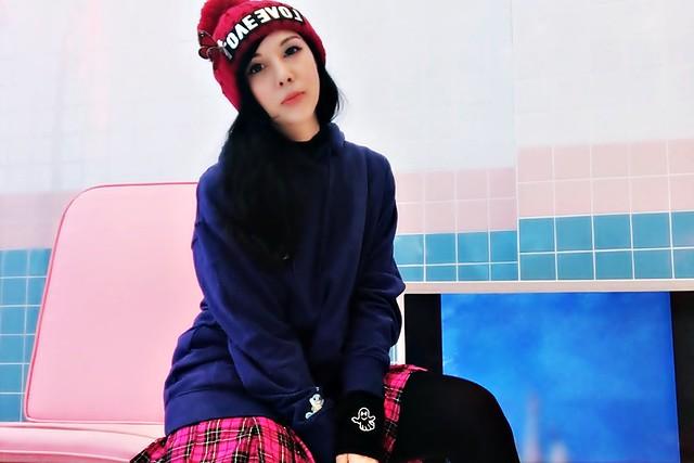 Style Nanda Pink Pool Cafe - Hongdae - Seoul