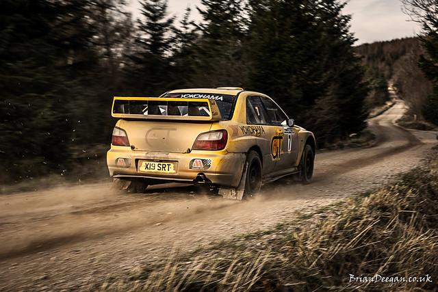 Subaru Impreza S7 WRC2001