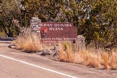 New Mexico - Gran Quivira Ruins