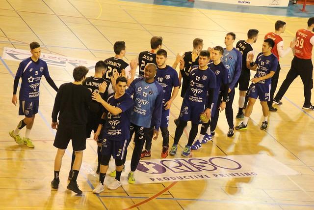 Villeurbanne Handball / Montpellier - samedi 27 janvier 2018