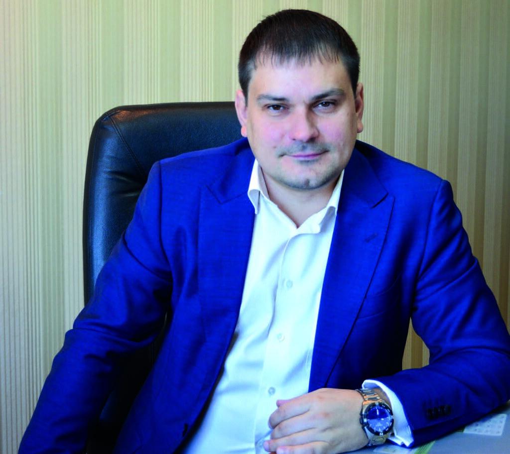 Василий Ерёмин, заместитель директора ФБУ «Кемеровский ЦСМ»