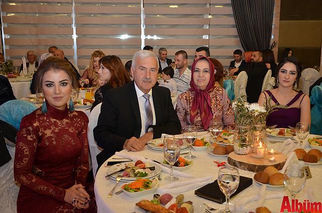 Nilay Parmaksızoğlu, Hasan Parmaksızoğlu, Ümran Parmaksızoğlu, Dilara Taşçı