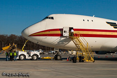 N707CK Kalitta Air | Boeing 747-246F | Memphis International Airport