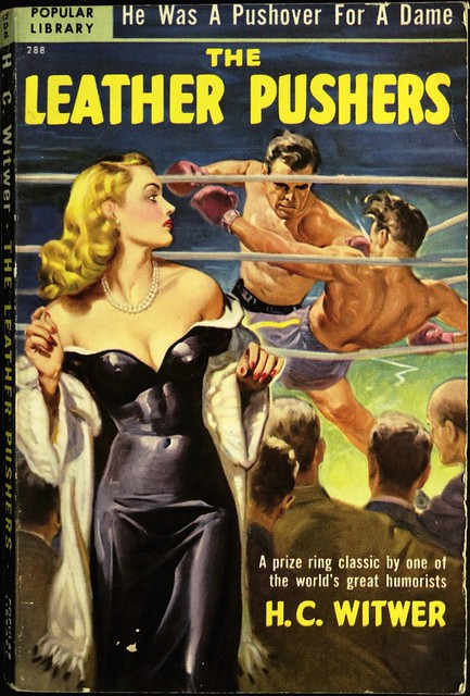 Popular Library 288 (October 1950). Canadian edition. First Printing. Cover Art by Earle Bergey