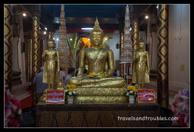 Boeddha's entree