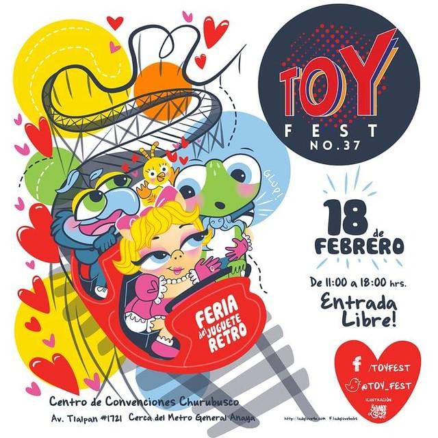 Toy Fest 37