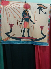 Tapestry seen at the Dallas 2017 Kwanzaa Festival