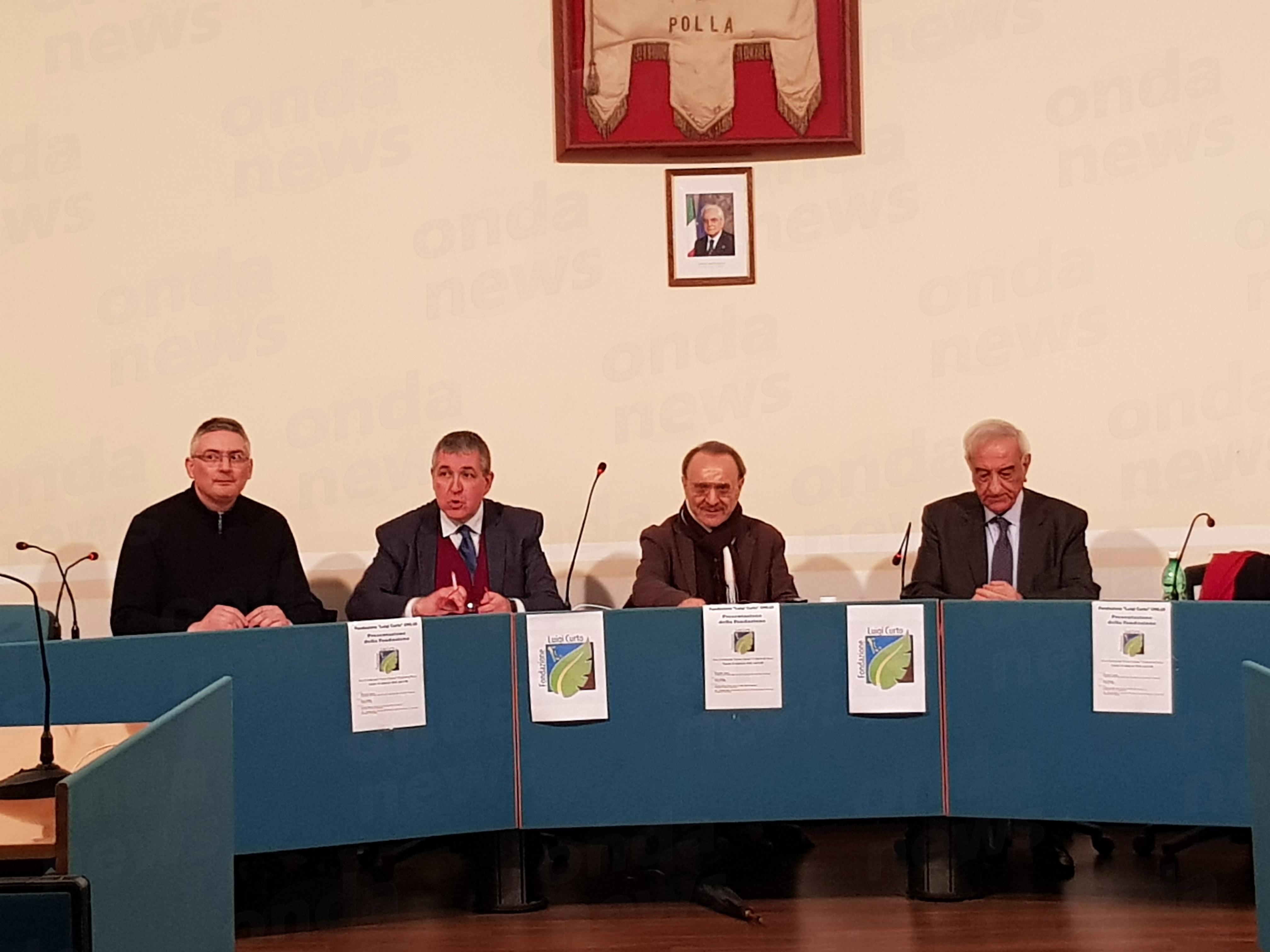 Presentazione Fondazione Luigi Curto