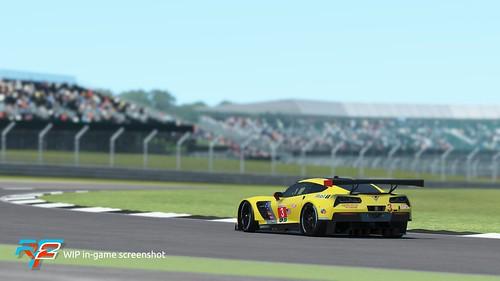 rFactor 2 Corvette C7.R GTE/GTLM