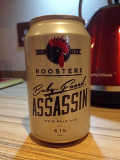 Roosters, Baby Faced Assassin, England