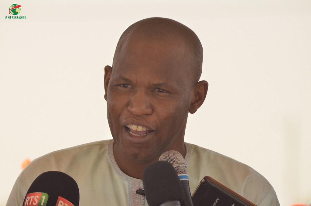 Inauguration d'infrastructures  de base à Mbakhna Par la Fondation SONATEL (52)