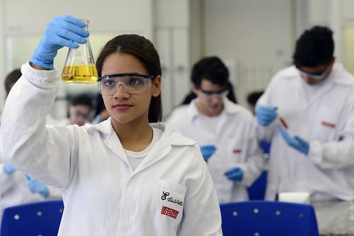 Laboratórios de Química