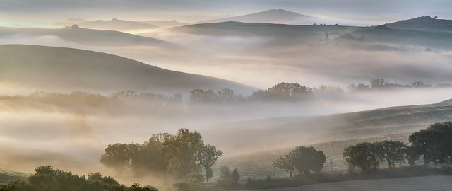 *Val d'Orcia @ Valley of Poetry*