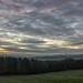 Woolley Edge Sunset